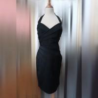 LAUNDRY By Shelli Segal Halterneck Cocktail Dress