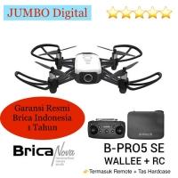 Drone Brica NOVA B-PRO 5 SE Wallee drone kecil