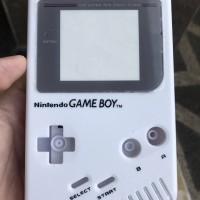 Casing case shell Nintendo Gameboy DMG putih Game Boy