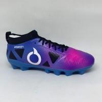 Sepatu Bola Ortuseight original Forte instinct ungu blue putih 2019
