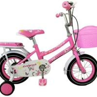 Sepeda anak mini Evergreen 12 perempuan
