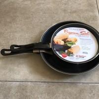 Teflon Frypan masak set 23 dan 18 cm merk Maspion