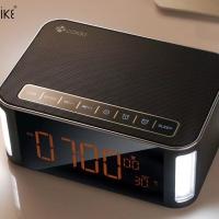 Speaker Bluetooth COKIKE JBL BOSE Radio FM Jam Meja Digital S4