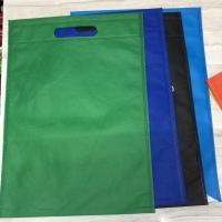 Tas kain / spunbond / goodie bag ukuran 25 x 35 oval