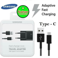 CHARGER SAMSUNG S8 S8+ NOTE 8 S9 FAST CHARGING USB TYPE C CARGER CAS