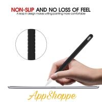Apple Pencil Gen 2 Silicone Second Generation Soft Skin Cover 3pcs Set