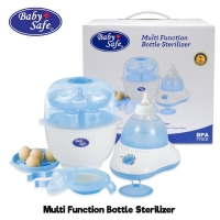 Baby Safe Multi Function Bottle Sterilizer/Warmer