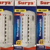 Harga promo lampu petromax surya SQL L2207 cahaya putih