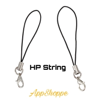 Handphone Strap COIL STRING Tali Gantungan HP Kamera Flashdisc Camera