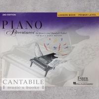 Piano Adventures Lesson Book - Primer Level