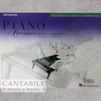 Piano Adventures Performance Book - Primer Level