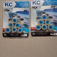 Roller suzuki NEX lokal KC