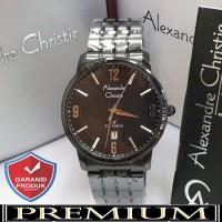 Jam Tangan Pria Alexandre Christie AC 8327 Fullblack Original / alexan