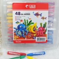 Crayon 48 warna Titi
