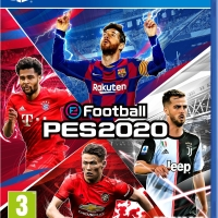 Kaset/BD PS4 E Football PES 2020