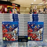 PS4 PES 2020 / PES20 / PRO EVOLUTION SOCCER 2020 (REG 2/EUR/English)