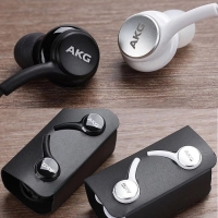 Handsfree Headset Earphone Samsung Galaxy AKG S10E.S10.S10+ Ori