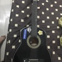 Gitar second merk kapok edisi jarang pakai
