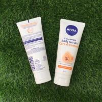 Nivea Extra White Body Serum Care & Protect Body Lotion SPF 15