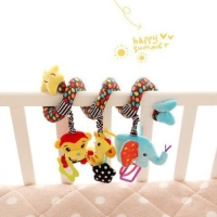 Mainan Gantung Gantungan Lilit Spiral Stroller Stroler Baby Box Bayi