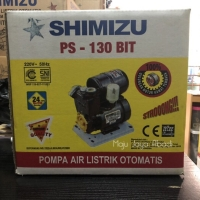 Pompa Air Shimizu PS 130 BIT Sumur Dangkal Murah