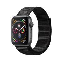 Apple Watch 4 44MM GPS Space Gray with Sport Loop Black