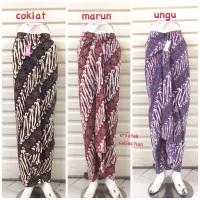 Rok Lilit Instant Jadi R103 Bawahan Batik Panjang Maxi Skirt Wanita