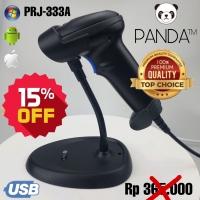 Auto-Sensing Laser 1D Barcode Scanner PANDA PRJ-333A Auto-Scan USB