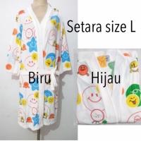 Handuk mandi kimono dewasa renang bulat warna