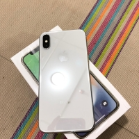 Iphone X 64gb silver ex inter Zpa fullset Mulus