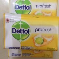 Dettol sabun batang / Dettol bar soap 105 gr
