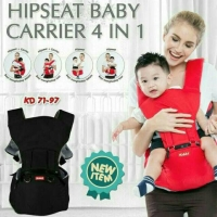 Kiddy Hipseat Baby Carrier 4 in 1
