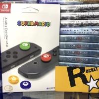 Nintendo Switch Analog Caps / Thumb Grips / Silicon Super Mario