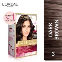 Loreal Paris Excellence Creme 3 - Dark Brown