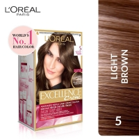 Loreal Paris Excellence Creme 5 - Light Brown