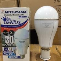 Bohlam lampu emergency LED 30 watt MS E3930 Mitsuyama