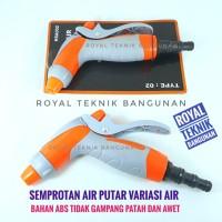 Semprotan Air Tanaman/ Selang Taman/ Water Spray Gun Nozzle