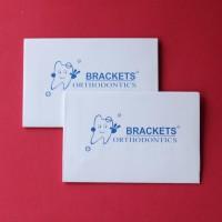 Ardanta Dental 1 pack Bracket Orthodontic MIM behel amplop