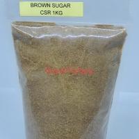 Brown Sugar CSR 1kg