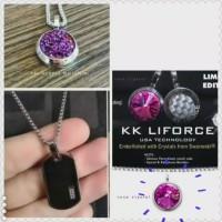 Paket hemat purple milenial dan rose chrystal