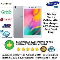 """Samsung Galaxy Tab A 8"""" T295/ Tab A 8.0/A8 2019 2/32 2GB/32GB-SILVER"""