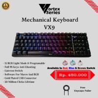 Vortex Series VX9 Gateron Mechanical Gaming Keyboard RGB