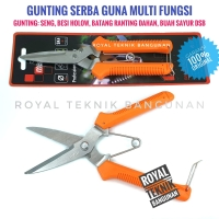 Gunting Serba Guna Seng Hollow/ Dahan Holow/ Ranting Taman Tanaman