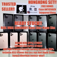 iPhone 256 256Gb 11 PRO MAX DUAL NANO SIMCARD - GREENPEEL NOT ACTIVATE