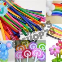 Balon Cacing / Balon Twist / Balon Panjang / Balon Panjang