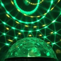 Lampu Disko/ Crystal Magic Ball Disco LED 20W