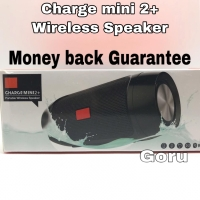 Speaker Bluetooth Wireless Portable mirip JBL Charger Mini 2+ Original