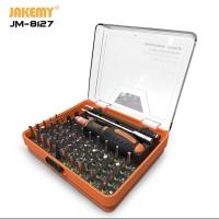 JAKEMY JM-8127 53 in 1 Screwdriver Set Repair Tool Kit for Handphone