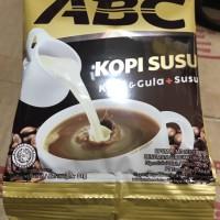 Kopi ABC Susu 1 Renceng / 10 Sachet / Sashet / Pcs