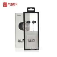 Hi-FI earphone miniso